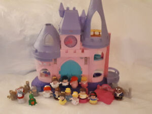 Fisher Price Musical Castle