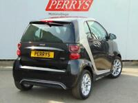 2013 SMART FORTWO COUPE Passion mhd 2dr Softouch Auto [2010]