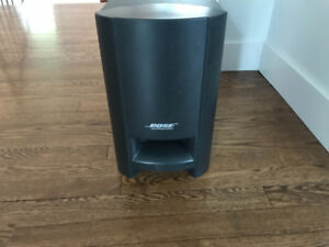 BOSE PS3-2-1-IIIPowered Speaker System Subwoofer only/seulement