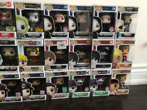 Funko pop Great Prices and Exclusives
