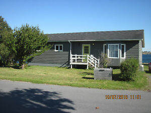 Carbonear Waterfront Home