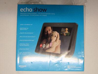 Amazon Echo Show 2. Gen. Premiumlautsprecher mit brillantem 10 Zoll HD-Display