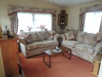 Preowned Cosalt Static caravan for sale on Hunters Quay Holiday village in beautiful Argyll & Bute