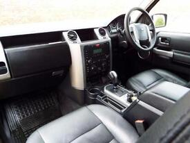 2008 H LAND ROVER DISCOVERY 2.7 3 TDV6 GS 5D AUTO 188 BHP DIESEL