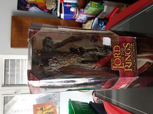 2002 Toy Biz Lord of the Rings Two Towers Electronic Treebeard F