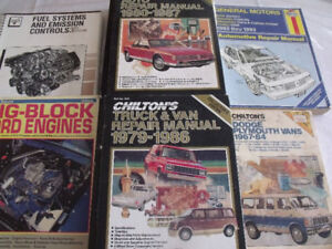 Automotive Service Manuals located in Peace River