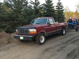 2x 1995 Ford F-150 Pickup Trucks