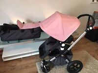 Bugaboo Cameleon + carrycot