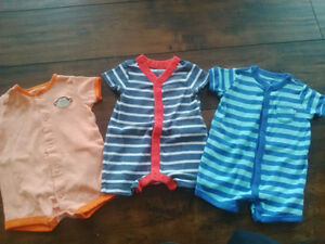 0-3 month old summer outfits Kitchener / Waterloo Kitchener Area image 2