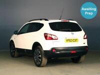 2013 NISSAN QASHQAI 1.6 dCi 360 5dr [Start Stop] SUV 5 Seats