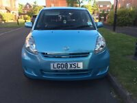 Daihatsu Sirion 1.0 excellent drive (08 Reg ) full service £30 tax/year HPI clear