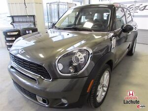 Mini Cooper S Countryman ALL4  XENON GARANTIE 2020 !!! 2013
