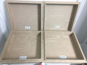 ***BRAND NEW*** Lot of 4 Rubbermaid Trays for Sale (4 for $12)