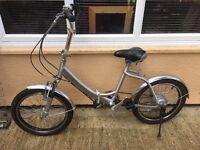 Electric bike spare or repair