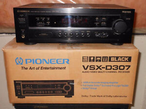 Pioneer Audio System with Stand