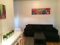 Appartement 5 ½  3 chambres fermées 1 juillet plateau Mont-Royal