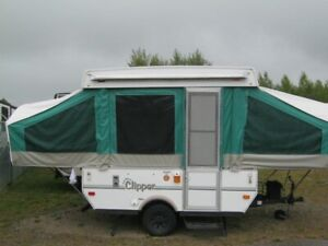 2005 Coachman Tent