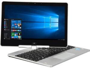 HP Revolve 810 G2 11.6 Core i7-4600U 8GB 256GB SSD Tablet Laptop