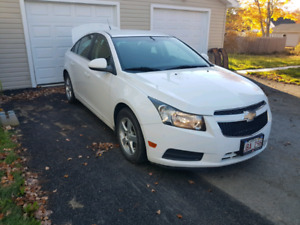 2011 Chevrolet Cruze turbo sedan $5,500 OBO