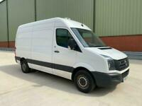 VOLKSWAGEN CRAFTER CR35 TDI BMT MWB 2016 66 PLATE
