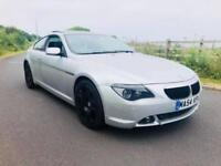 2005 54 BMW 645 4.4 auto Ci