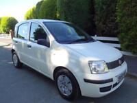 Fiat Panda 1.1 Active ECO White Low Miles 24k Low Tax £30 FSH Superb Condition