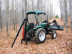 REDUCED To $550 - Tractor Boom Crane