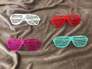 Shade Glasses - great for a retro look