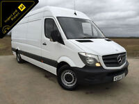 2015 MERCEDES SPRINTER 313 CDI PANEL VAN 1 OWNER SERVICE HISTORY FINANCE PX