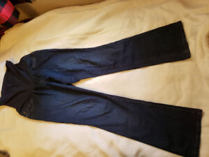 Maternity Clothes - Jeans, Pants and Capri Pants- Sizes M/L/XL