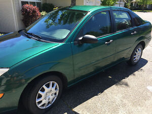 2000 Ford Focus Other