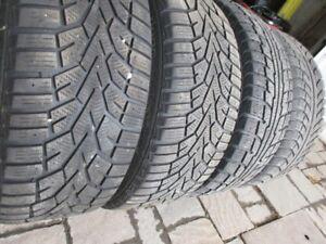 pneus d'hiver