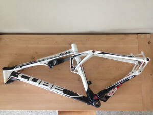 Cube Moutainbike Frame Medium Size