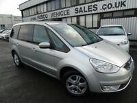 2009 Ford Galaxy 2.0 Zetec - Silver - Platinum Warranty!