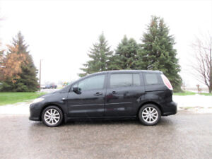 2009 Mazda 5 Wagon- 3RD ROW SEAT!!  2 SETS OF TIRES INCLUDED