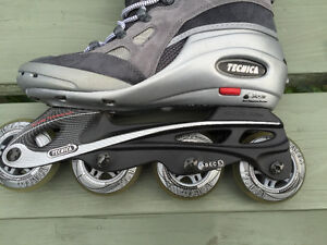 Tecnica Women's Size 8 Rollerblades Peterborough Peterborough Area image 5