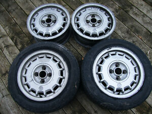 "14"" VW Rims Kitchener / Waterloo Kitchener Area image 1"
