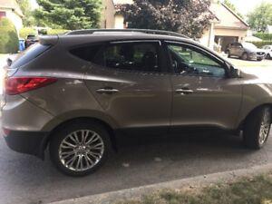 2011 Hyundai Tucson GLS AWD 10 500$, 130000 km