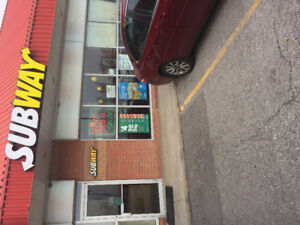 Subway Franchise Store For Sale in Markham