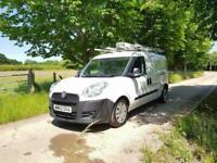 2014 Fiat Doblo 1.6 Multijet 16V Van MAXI LWB 6 SPEED DIRECT BT PANEL VAN Diesel