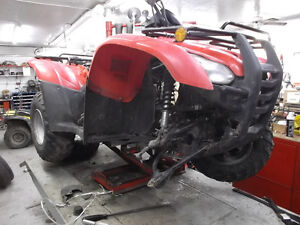 Experienced Service For All Honda ATV'S Moose Jaw Regina Area image 12