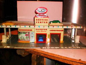 Vintage garage Marx