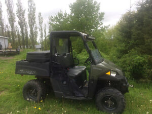 2015 Polaris Ranger 570 Side X Side