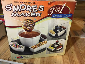 Smores Maker - Indoor - with extra lanterns London Ontario image 1