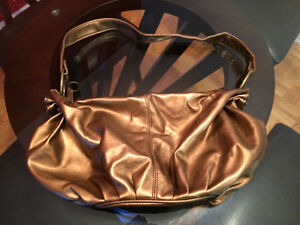 Copper Coloured Boho Style Purse West Island Greater Montréal image 1
