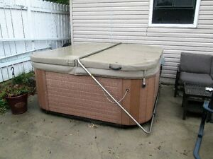 buy or sell a hot tub or pool in calgary garden patio kijiji classifieds page 13. Black Bedroom Furniture Sets. Home Design Ideas