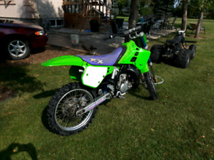 1991 KX125 Great Condition