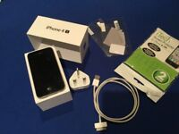 Black Iphone 4S 16gb (unlocked)