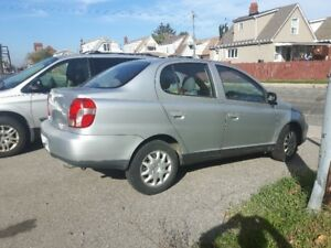 2001 Toyota Echo Other