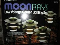 Moonray lights (new) and two net lights (new)